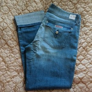 Brand New Hudson Crop Ginny Jeans Size 31